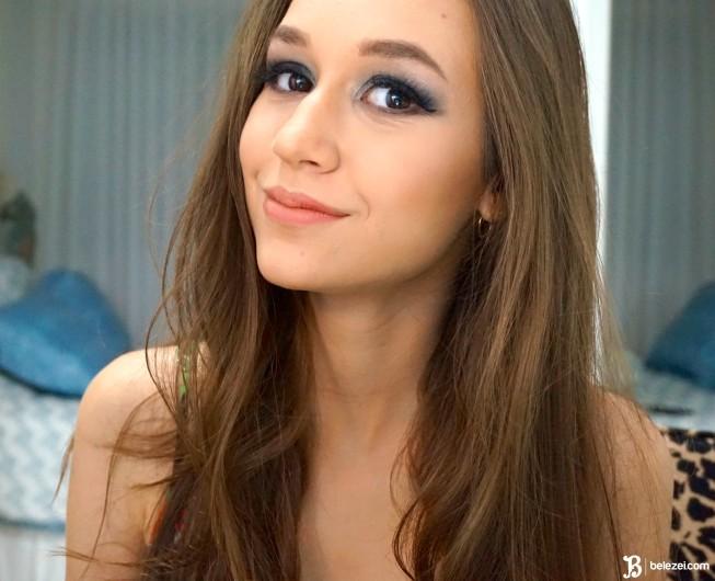 Maquiagem Ana Clara