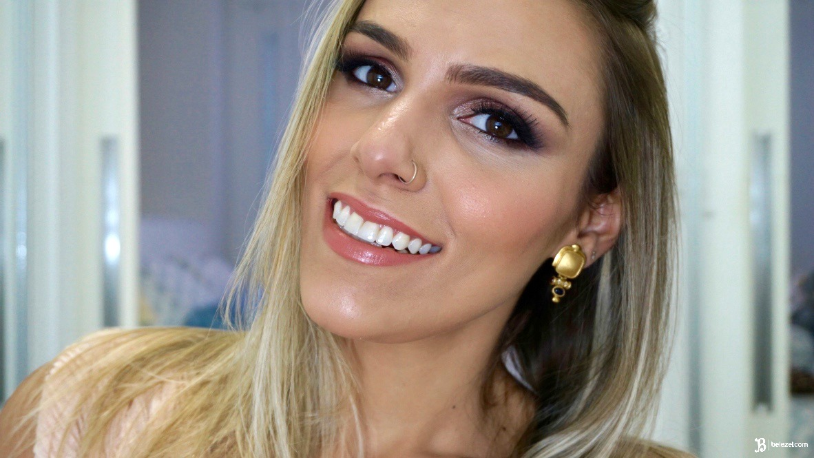Maquiagem Tipo Linda - Capa