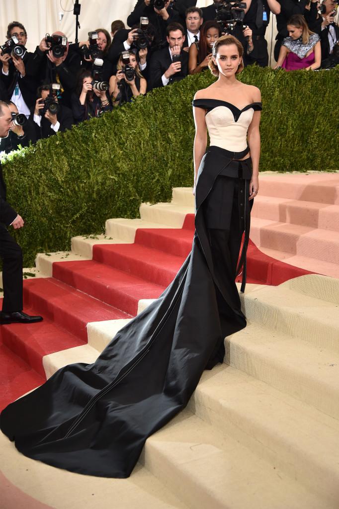 Musas do Met - Emma Watson