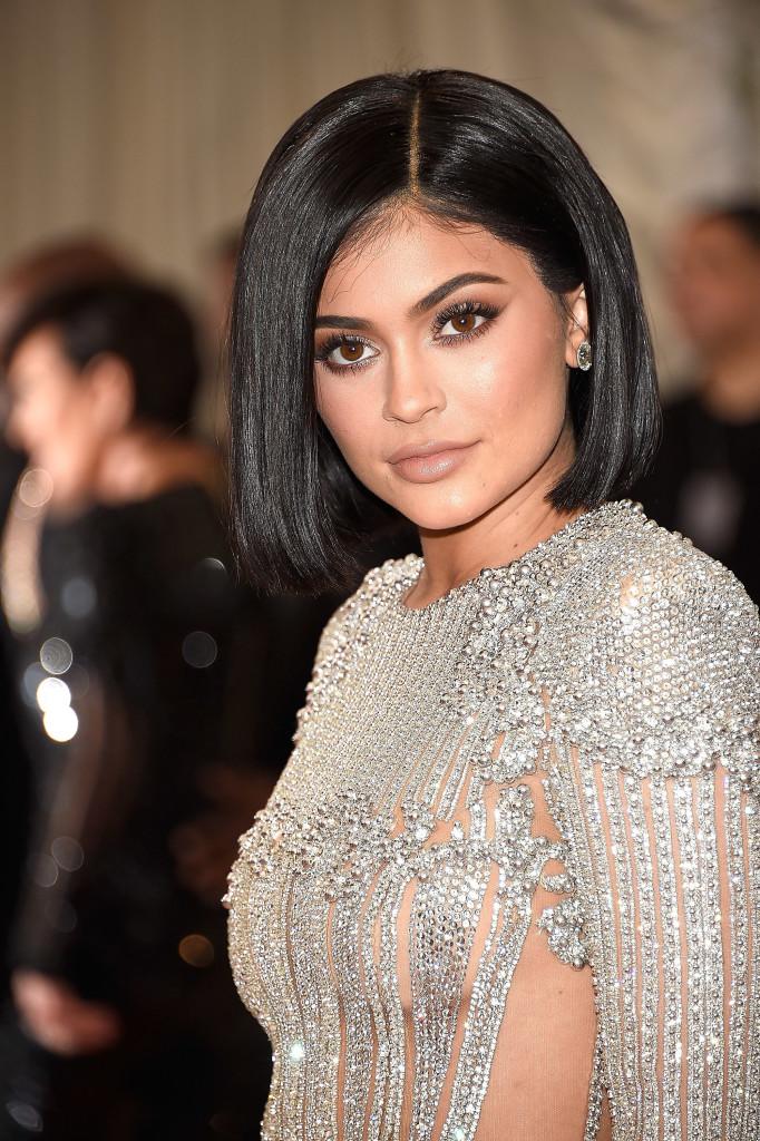 Musas do Met Kylie Jenner Detalhes