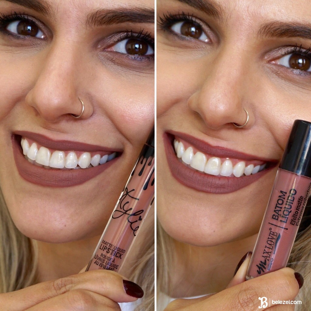 Kylie Cosmetics x Max Love Lado a Lado