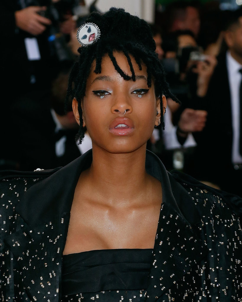 Musas do Met Willow Smith Detalhes