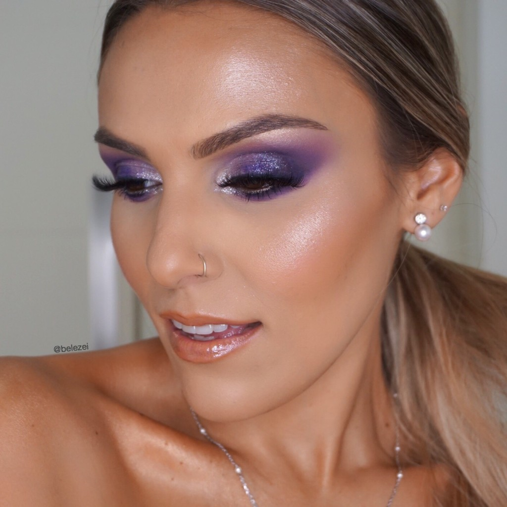 Maquiagem Anitta Multishow 2017