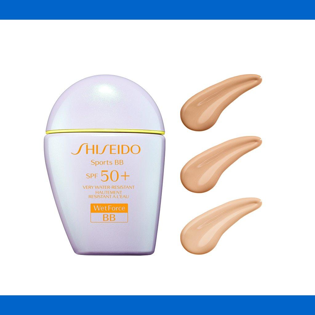 Shiseido BB Cream Híbrido